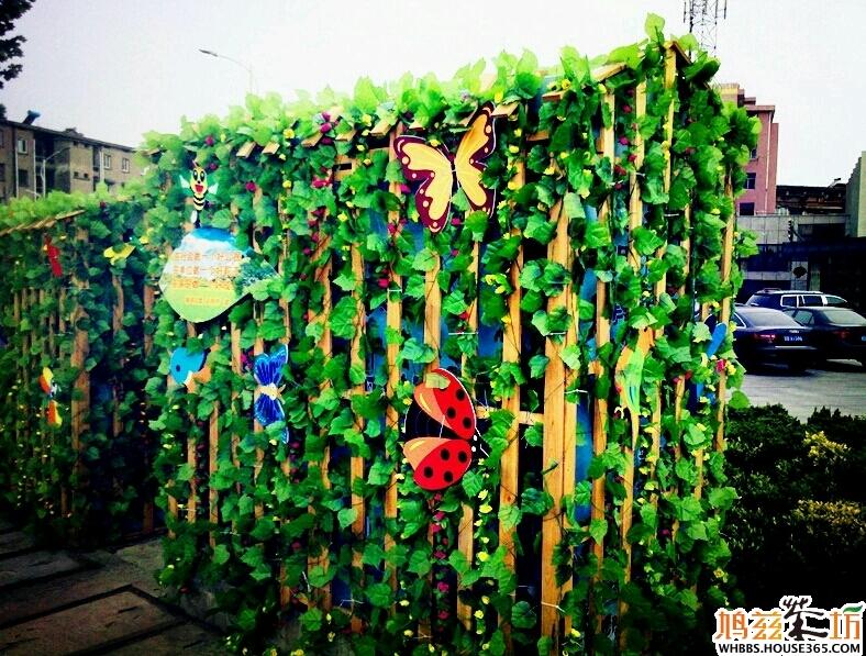 > 【城市播报员】绿化配电箱飞来蜜蜂和蝴蝶【图】【双倍积分已发放】