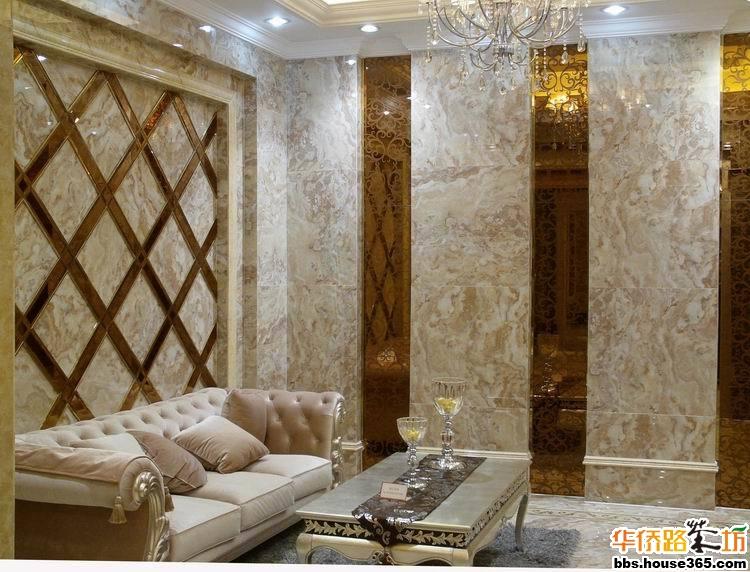 奢华欧式卧室实拍