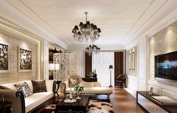 房间天花板装修,营造时尚小点子