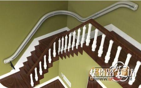 创意楼梯扶手,跃层必备