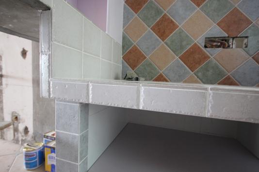 水泥砖砌橱柜的优缺点分析 附完整制作过程及最终效果 多图