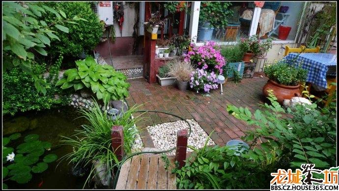 > 入户花园设计
