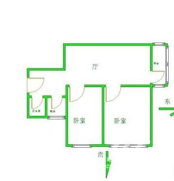 香山半岛户型图
