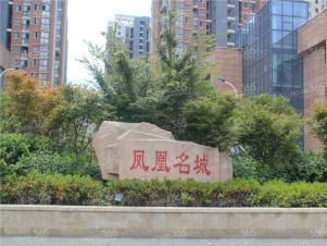 凤凰名城实景图