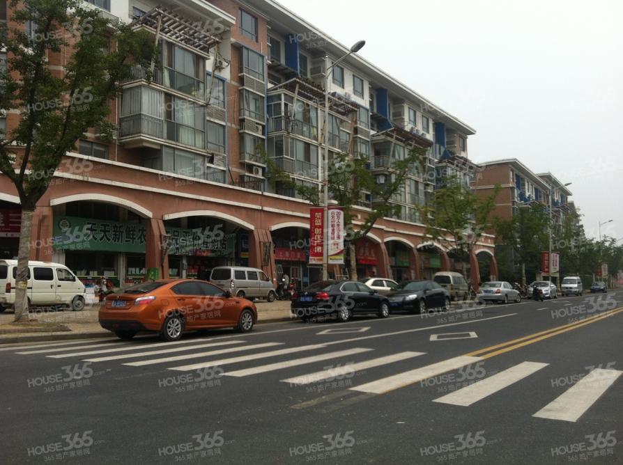 时代广场商铺44平米2015年营业中精装