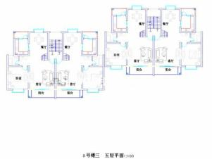 江南青年城户型图