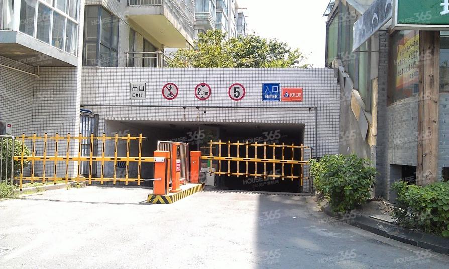 阳光聚宝山庄14平米车库