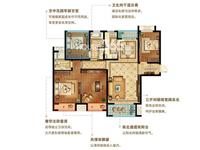 C户型 3+1房2厅2卫132平