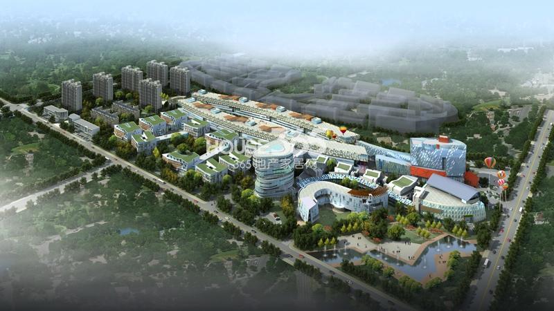 津通国际智慧谷图片