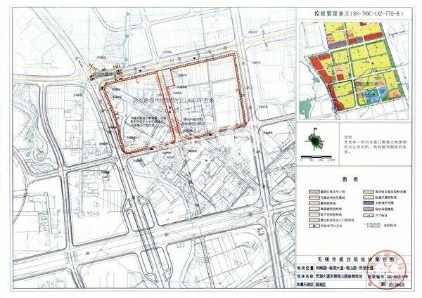 雅居乐中央府总平面图
