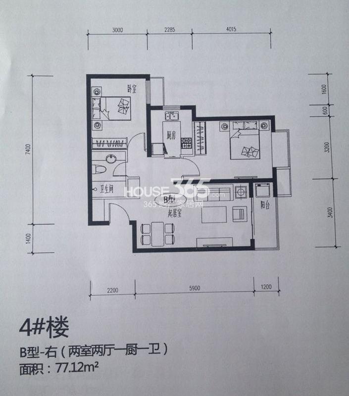 清香雅苑称重结构图