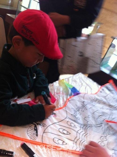 卓瑞3.30风筝DIY活动