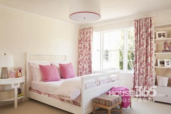 家庭客房装修效果图 用温馨留住你的客人   家庭装修卧室一般分为主卧