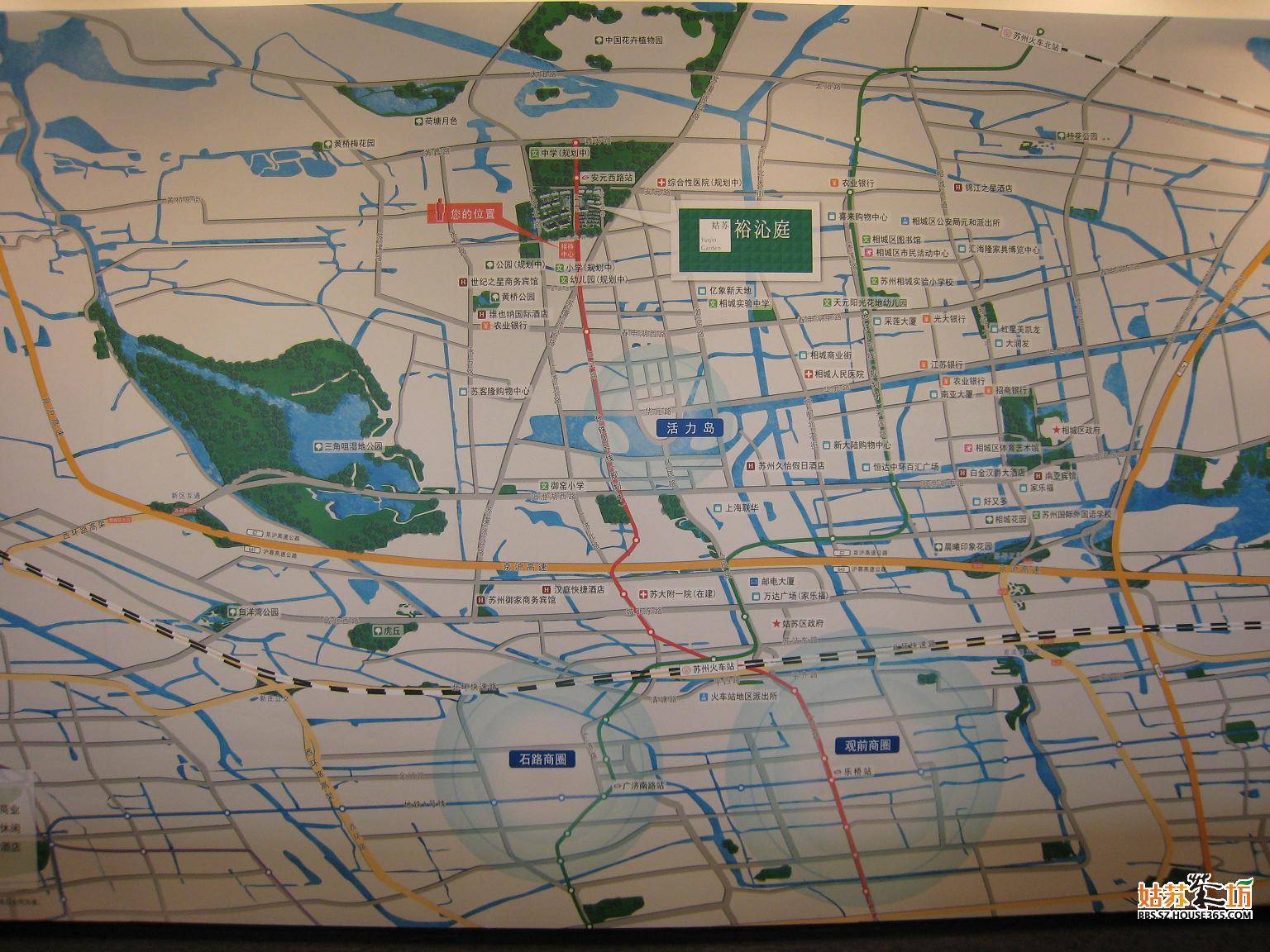越南姑苏岛地图
