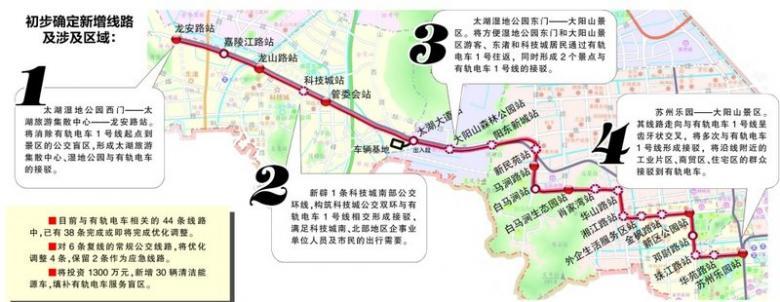 大阳山公交优化对接有轨电车对接有轨电车