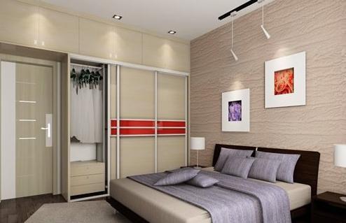 整体衣柜装修效果图 12款时尚案例让房间有生机