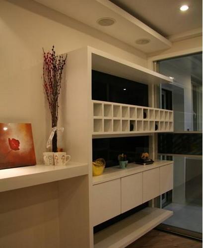 装修 酒柜/编者按:家庭酒柜装修,对于很多喜欢享受生活的人来说,总是会...