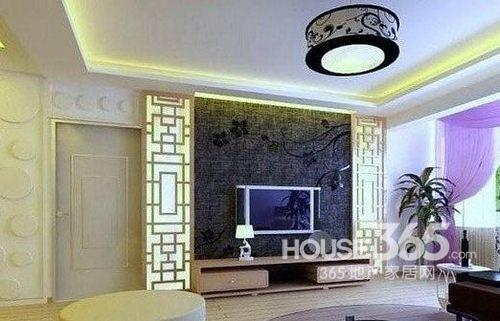 客厅电视墙效果图 12款气质装修案例值得拥有