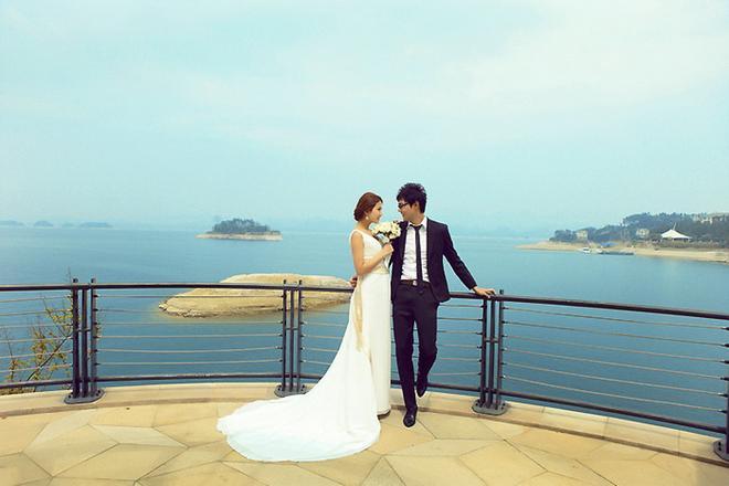 蒂凡尼----千岛湖外景-芜湖蒂凡尼婚纱摄影-婚庆宝-路