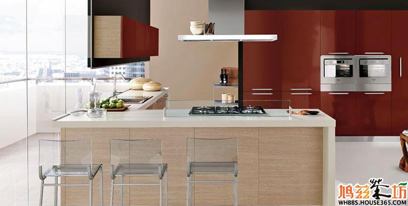 2013年厨房装修效果图大全