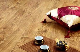 地板铺装注意细节 给孩子安全的成长环境