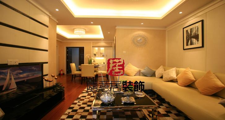 性价比高,株洲随意居,尺寸网页:606×354,来自房子:http://sohu.图片吊顶装修怎么好看图片