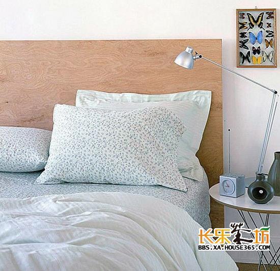2013家装卧室设计效果图,田园风格浪漫又清新